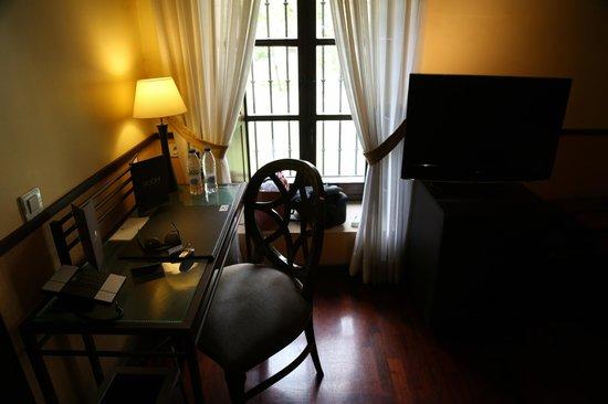 Hotel Hospes Palacio de San Esteban: Номер