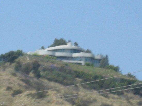 LA City Tours : Tony Stark's villa