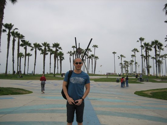 LA City Tours : In Venice Beach