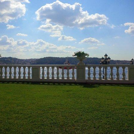 Ciragan Palace Kempinski Istanbul: View