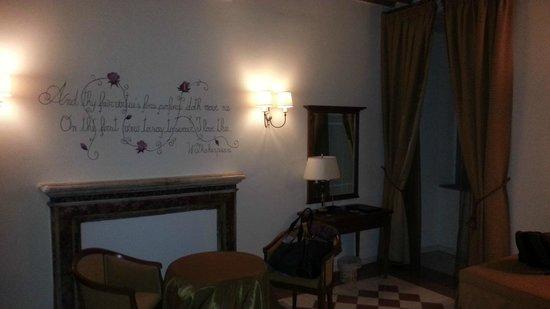 Antica Dimora alla Rocca: panoramica