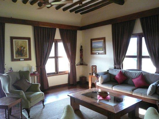 Neptune Ngorongoro Luxury Lodge: Bedroom