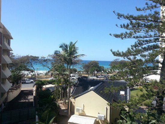 Kupari Boutique Apartments : Ocean View from Balcony