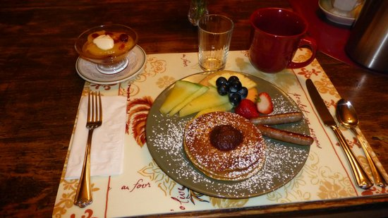 Piney Hill Bed & Breakfast: Heavenly Breakfasts