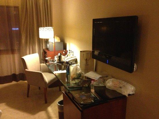 Grand Noble Hotel: 房間