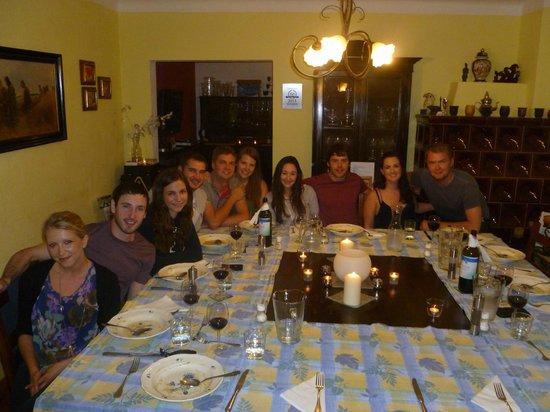 Dinner at Reka Hisa