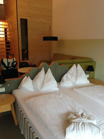 Hotel Lindenwirt: Stilvolles Zimmer