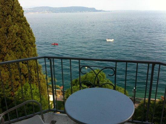 Grand Hotel Fasano: From the Balcony