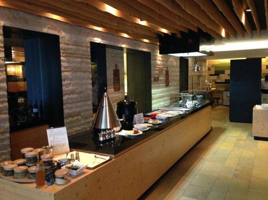 Hotel Lindenwirt: Frühstücksbuffet