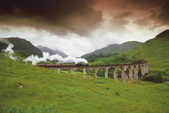 Kiltarlity Lodges: Glenfinnan Viaduct