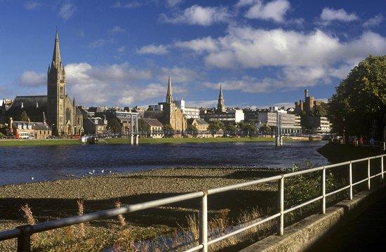 Kiltarlity Lodges: Inverness City