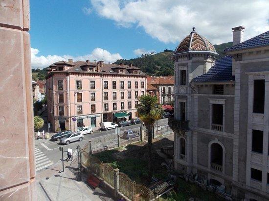 Hotel El Sella: Vistas desde la habitación