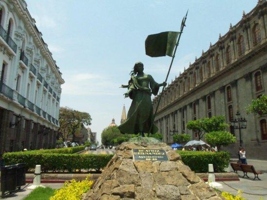 Galeria Antigua de Mexico