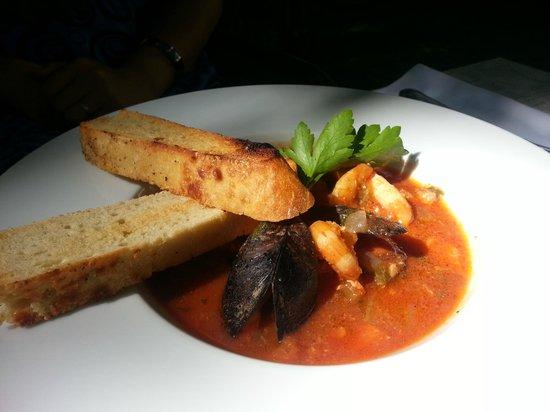 Giardino: fish brodet