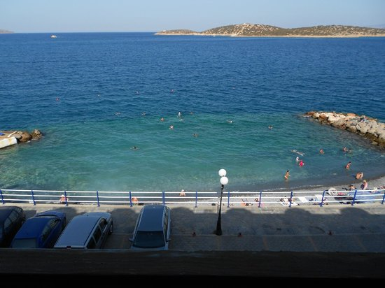 Coral Hotel: room view