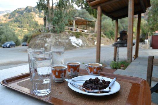 Dounias: #the_tavern #greek_coffee