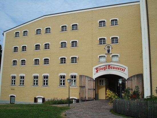 Stiegl-Brauwelt: The Brewery #2