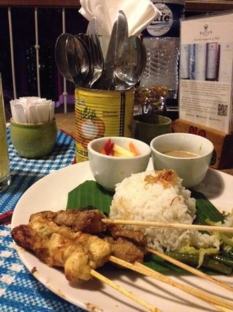 delicious food - Picture of Warung Semesta, Ubud - TripAdvisor