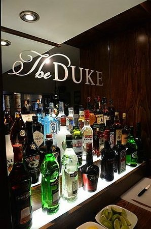 The Duke: The Bar