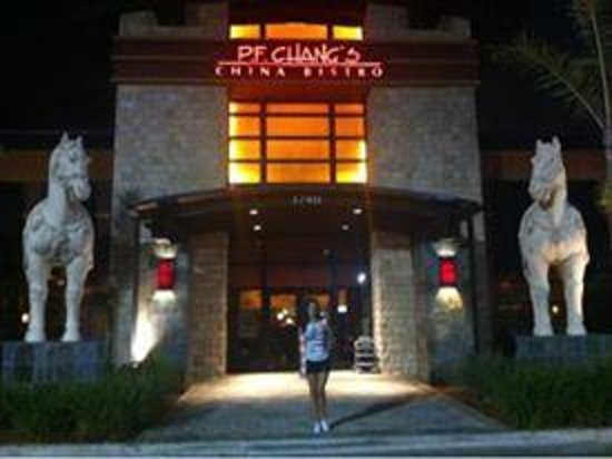 P.F. Chang's: Good Experience