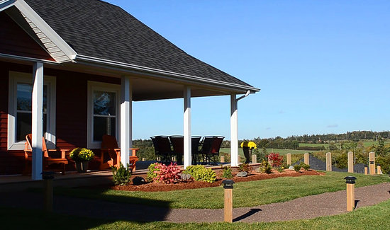 The Gables of PEI Resort : your home away from home