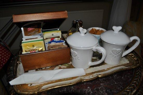 Residenza Castiglioni : Tea!