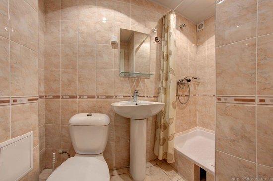 Holosiivskyi Hotel: Standart Single Plus