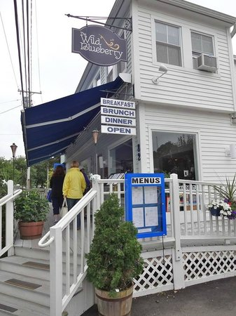 Wild Blueberry Cafe LLC : Wild Blueberry Cafe