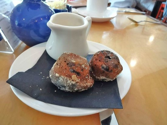 Wild Blueberry Cafe LLC : Mini Muffins