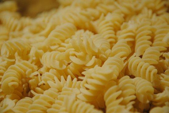 Pasta Delizia: pasta fussili