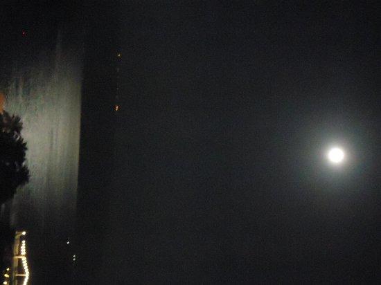Leonardo Hotel Tiberias: a lua