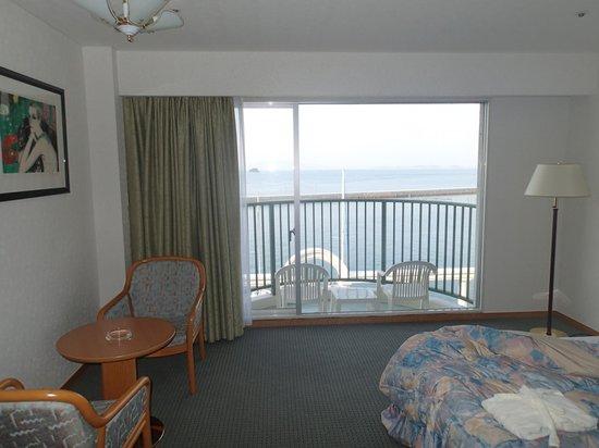 Hotel Limani: メゾネットの2階部分