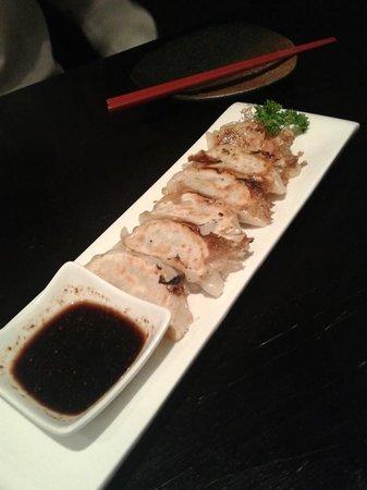Wasabi Japanese Cuisine: gyoza
