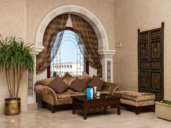SENTIDO Mamlouk Palace Resort : Lobby