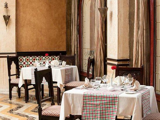 SENTIDO Mamlouk Palace Resort : Hauptrestaurant