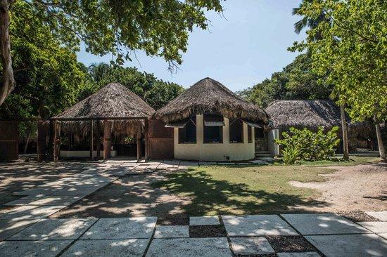 Hotel San Pedro de Majagua: Exterior del Lobby