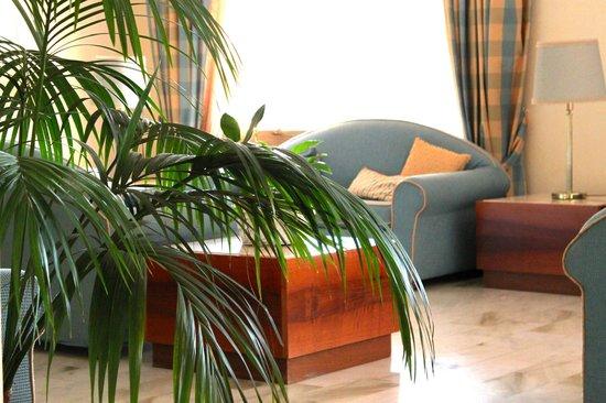 Hotel Splendid : Lobby