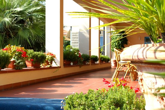 Hotel Splendid : Veranda