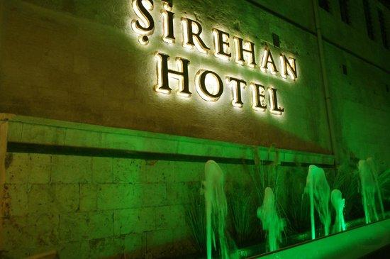 Sirehan Hotel : Dış görünüş