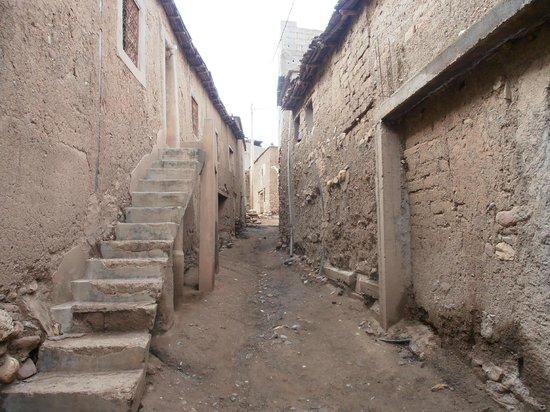 Ecomusee Berbere : Tafza.