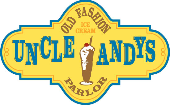 Uncle Andy's Old Fashioned Ice Cream Parlor: Uncle Andy's Homemade Ice Cream