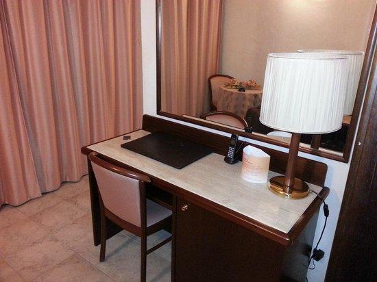 Hotel Forum: Scrivania