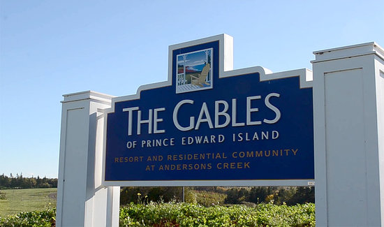 The Gables of PEI Resort : The Gables