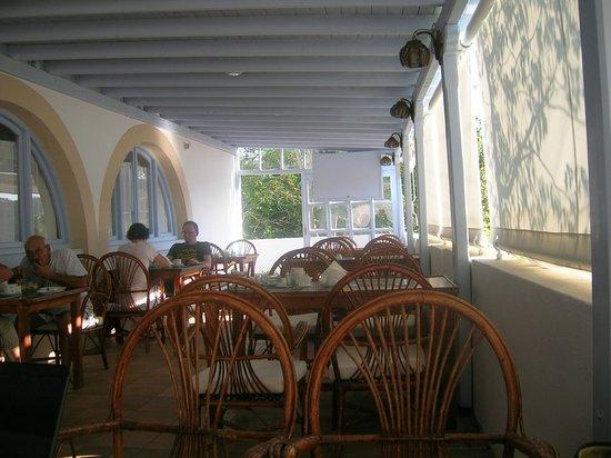 Panorama Hotel: Frühstücksbereich