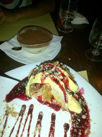amazing pudding at nashville