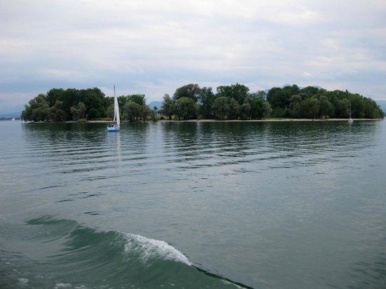 Chiemsee Schifffahrt: Kräuterinsel