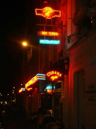Photo of Caribbean Restaurant Cubana Cafe at 45-47,rue Vavin, Paris 75006, France