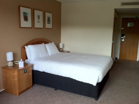 Copthorne Hotel Newcastle: Cozy beds