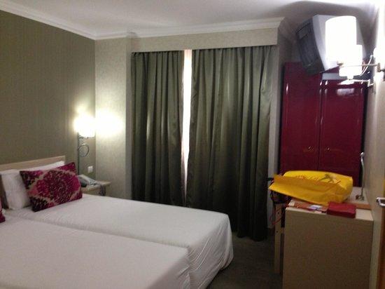 Hotel Olissippo Marques de Sa : Visão Geral do quarto