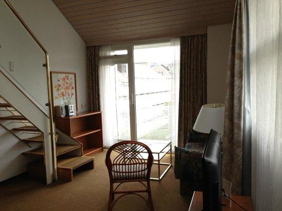 Derag Livinghotel Nurnberg: Room